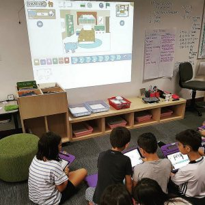elementary school coding activities for students