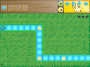 Kodable game teaching programming basics